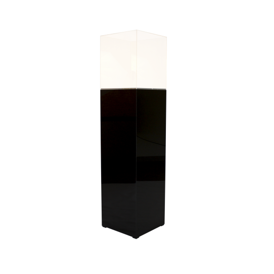 Tower 166 Black / Transparent